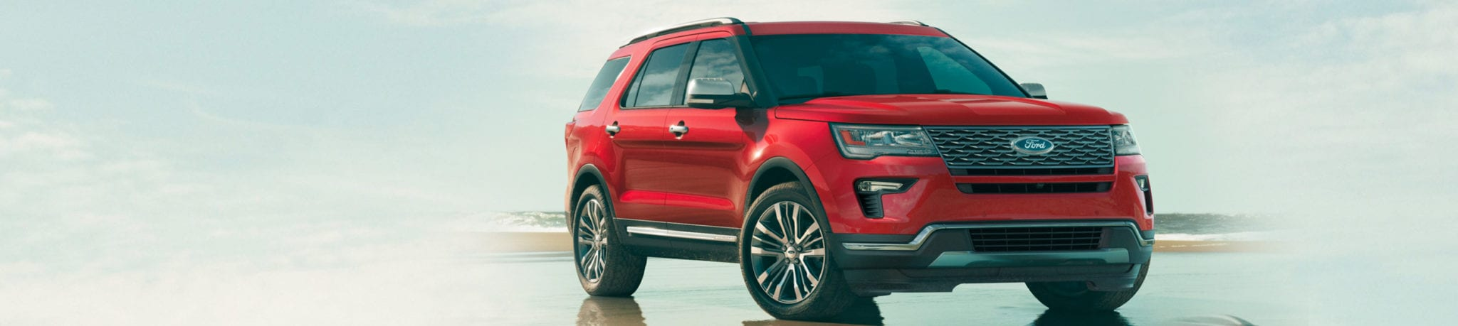 The Ford Explorer in Edmonton, AB | Team Ford