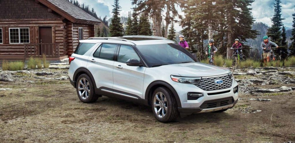 Redesigned For the Future: the 2020 Ford Explorer