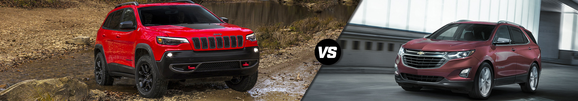 Jeep Cherokee vs. Chevy Equinox