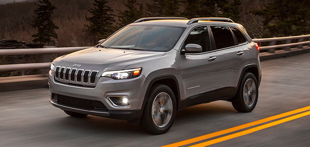 The 2019 Jeep Cherokee A Versatile SUV