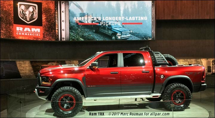 Ram 1500 rebl trx - go dodge surrey truck dealership
