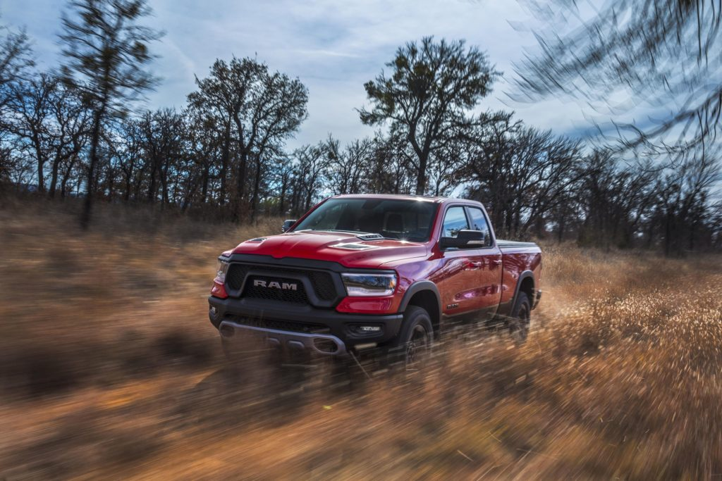 2019 Ram 1500 for sale at Surrey truck dealership
