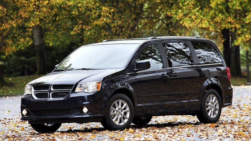 Dodge Grand Caravan at Go Dodge - Surrey car dealership
