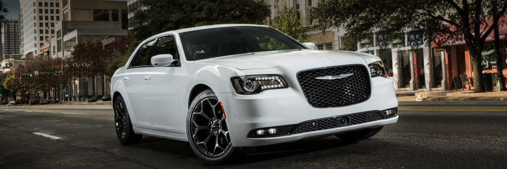 What is the Origin of the Chrysler 300 Name?