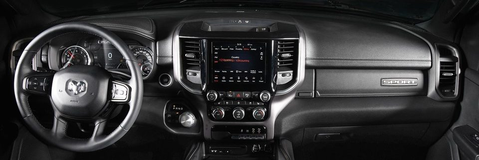 Ram 1500 Connective Technologies