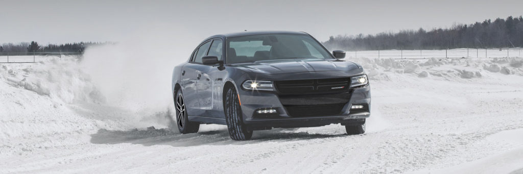 What are the the add-on packages for the Dodge Charger?