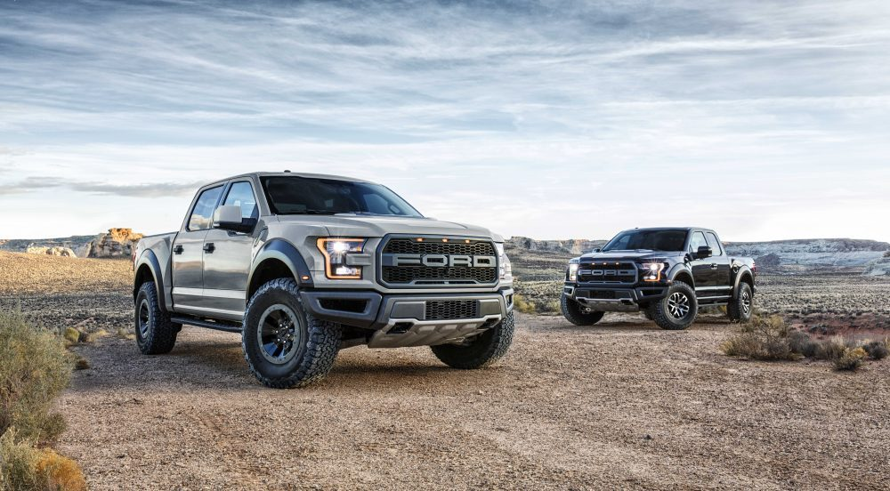 The 2017 Ford Raptor: Part Truck, Part Rocket