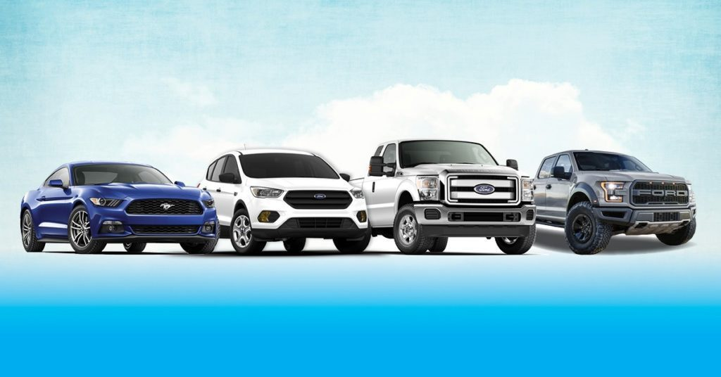 New in 2017: Escape, Raptor, Super Duty and GT