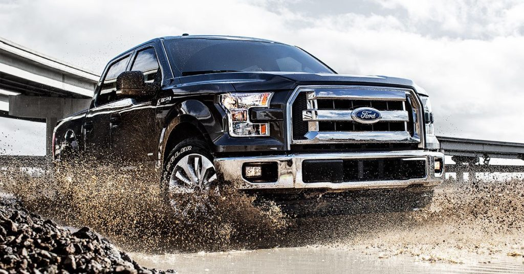 Hybrid F-150 Confirmed Among 13 Ford Electric Vehicles in 2020