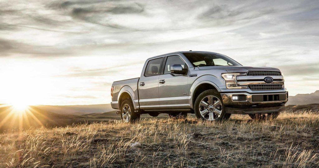 2018 Ford F-150 Adds Its First EcoDiesel