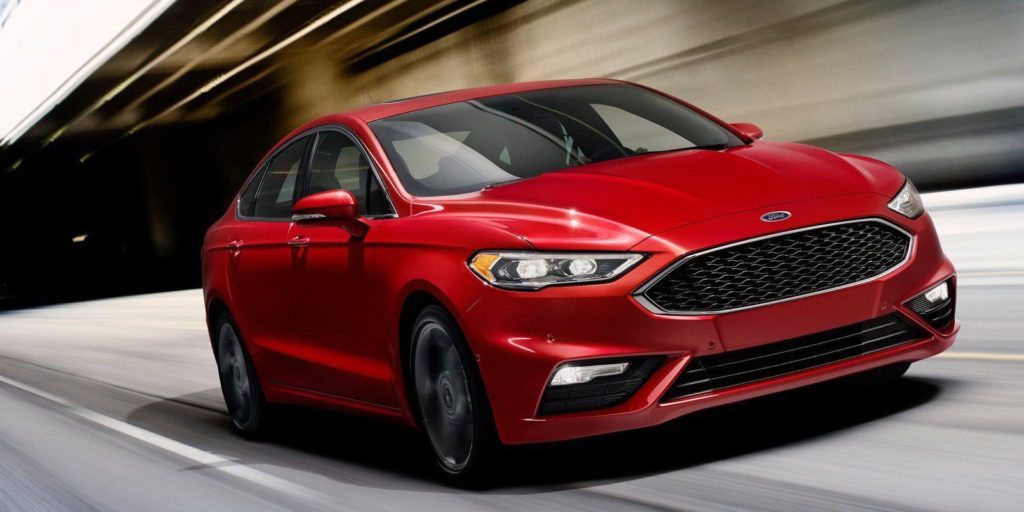 The 2017 Ford Fusion Sport: A Wolf in Sheep's Clothing