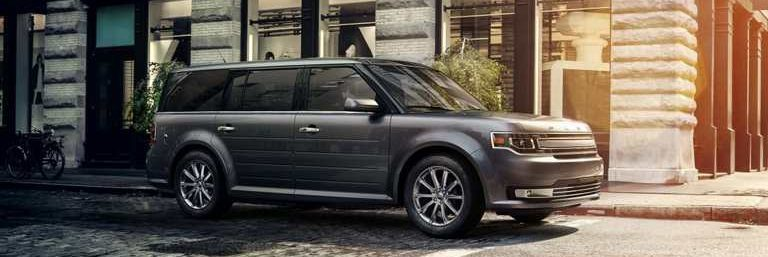 Cargo Capacity of the Ford Flex