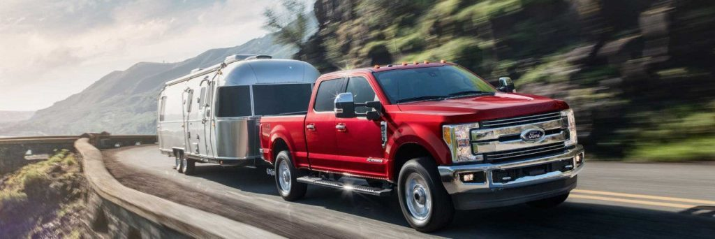 Which Ford Truck Has The Greatest Towing Capacity