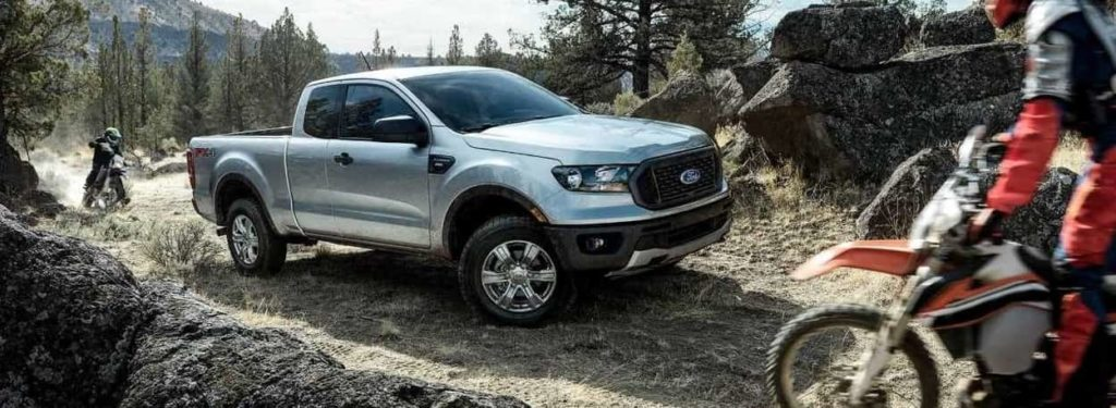 Get Your First Look at the Heroic Return of the Ford Ranger at Kentwood Ford