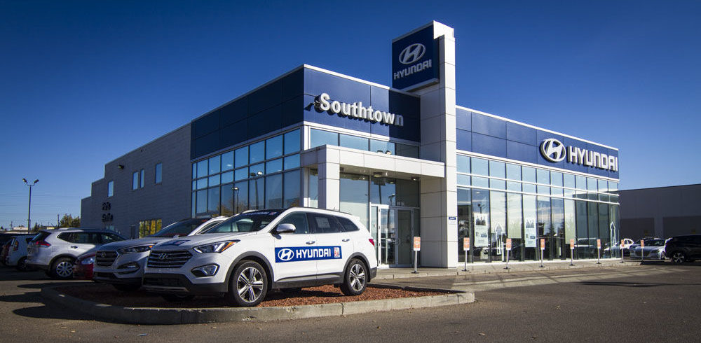 Southtown Hyundai is . . .