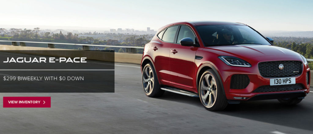 E-PACE - Jaguar London