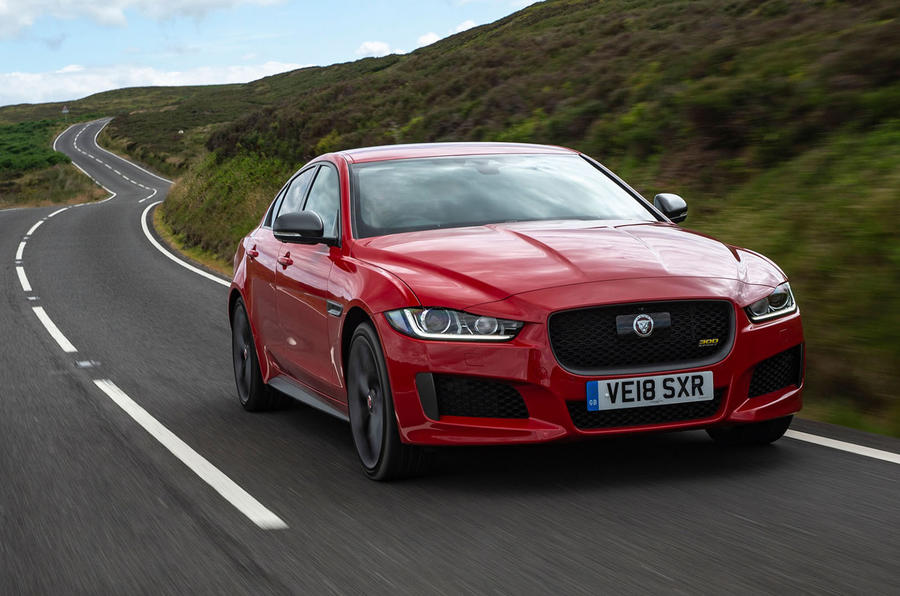 Jaguar XE 300 Sport 2018 UK review
