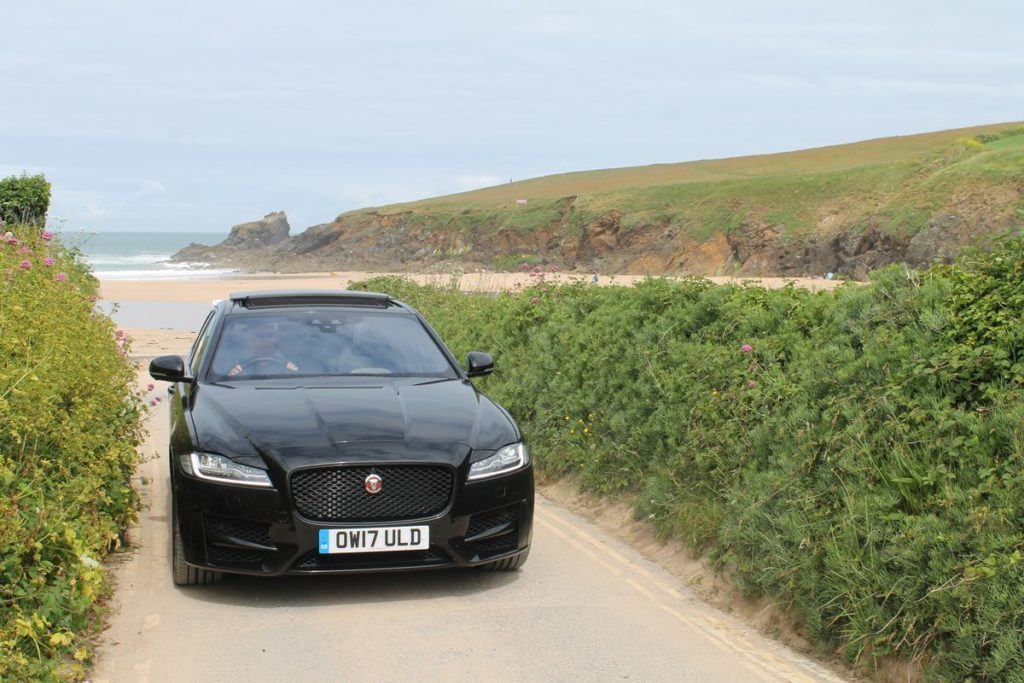A week with a Jaguar XF in England's West Country