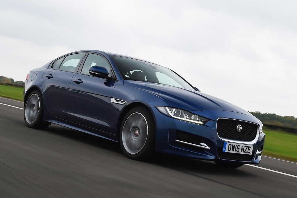 Review: Jaguar XE saloon