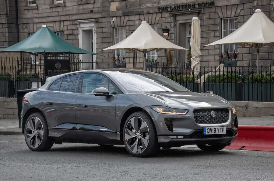 Exploring the Jaguar I-PACE with design boss Ian Callum