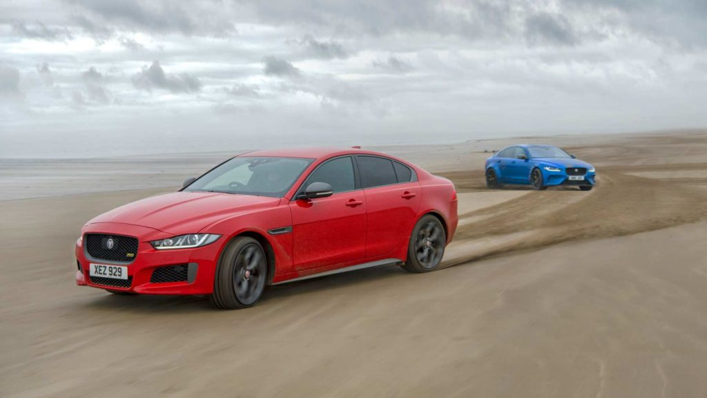 Jaguar XE 300 Sport back for another promotion