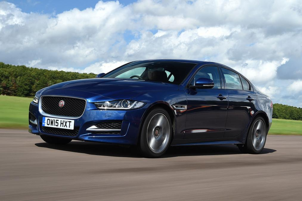 Comparison: BMW 3 Series vs Audi A4 vs Mercedes C-Class vs Jaguar XE
