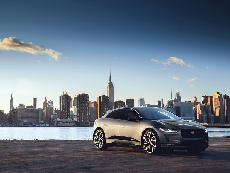 Jaguar I-Pace review