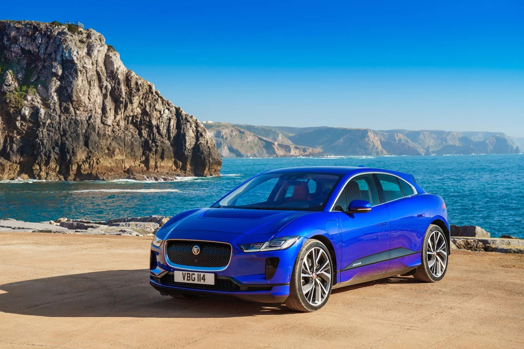 Jaguar I-PACE named BBC Top Gear Magazine EV of the Year