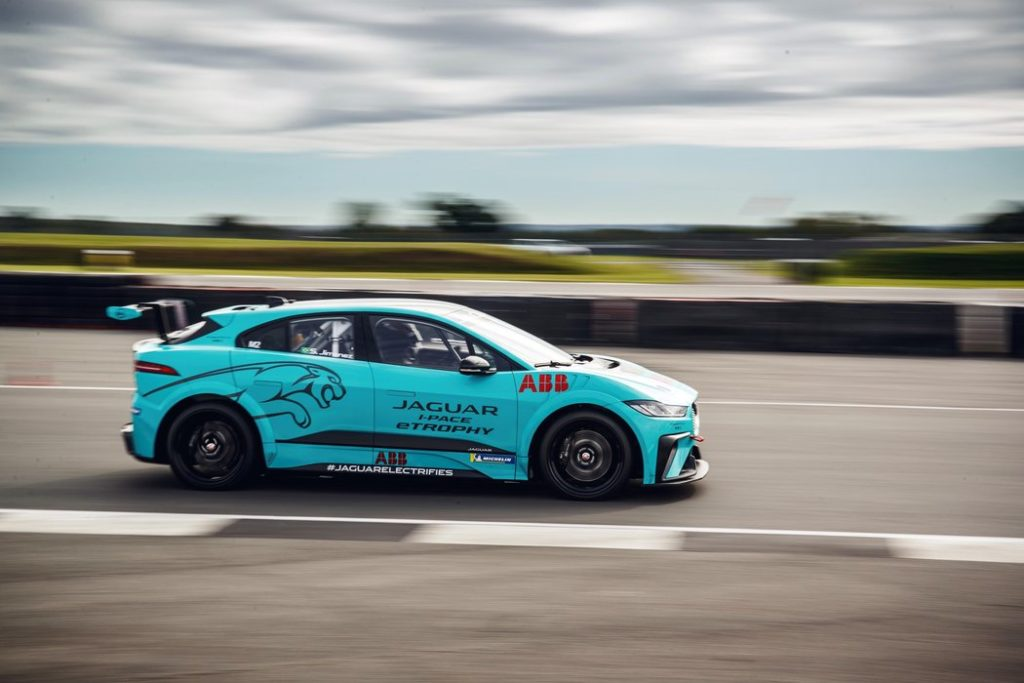 The world's first all-electric production car race series is about to begin