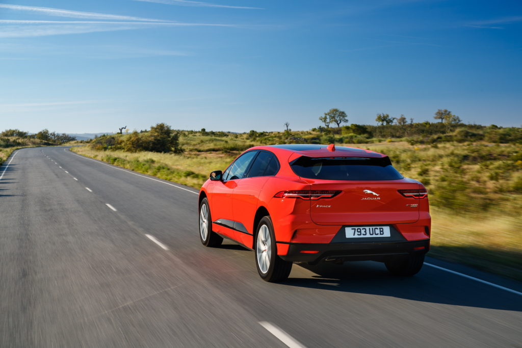 Motor Authority Best Car To Buy 2019 nominee: Jaguar I-PACE