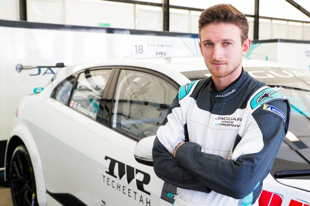 TWR name revived for last-minute Jaguar eTrophy entry