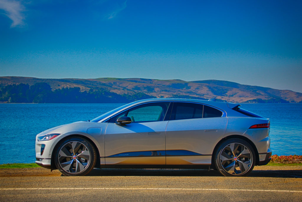 Driving The 2019 Jaguar i-Pace, Electrifying The Cat