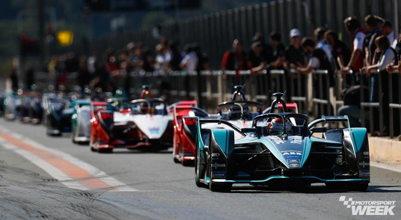 James Barclay: Panasonic Jaguar Racing can 'fight for podiums at every race'