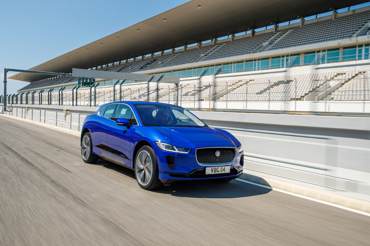 Jaguar I-PACE expands luxury EV market