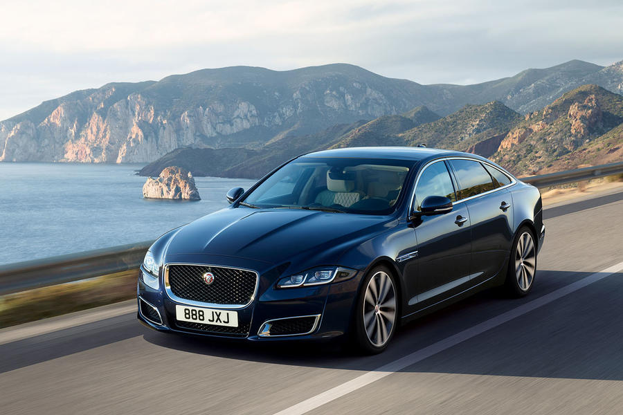 Top ten best grand tourers 2019: Jaguar XJ