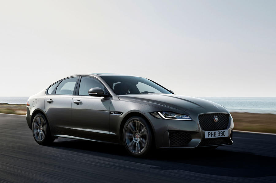 Updated Jaguar XF gets latest diesels and new tech