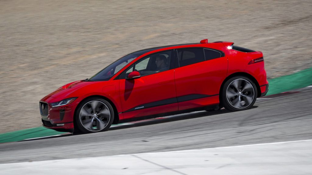 Jaguar I-PACE awarded at Canadian Auto Show