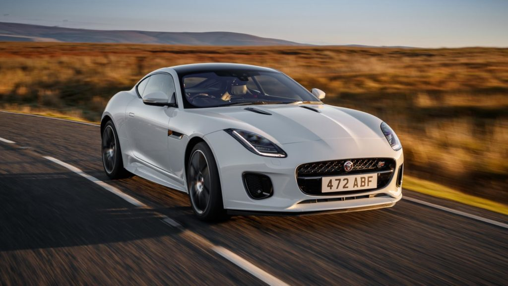 Jaguar confirms it will always build a two door sports coupe