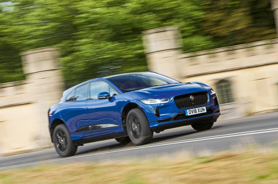 Jaguar I-PACE is Car of the Year