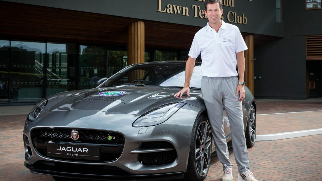 Tim Henman's passion for British luxury cars
