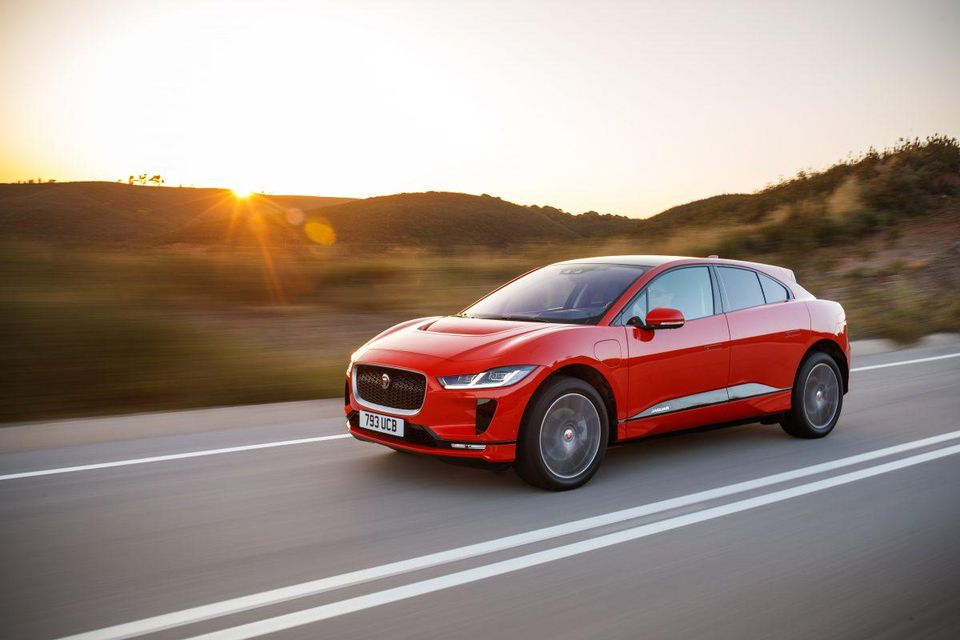 Is Jaguar's electric I-PACE the world's best car? We'll soon find out