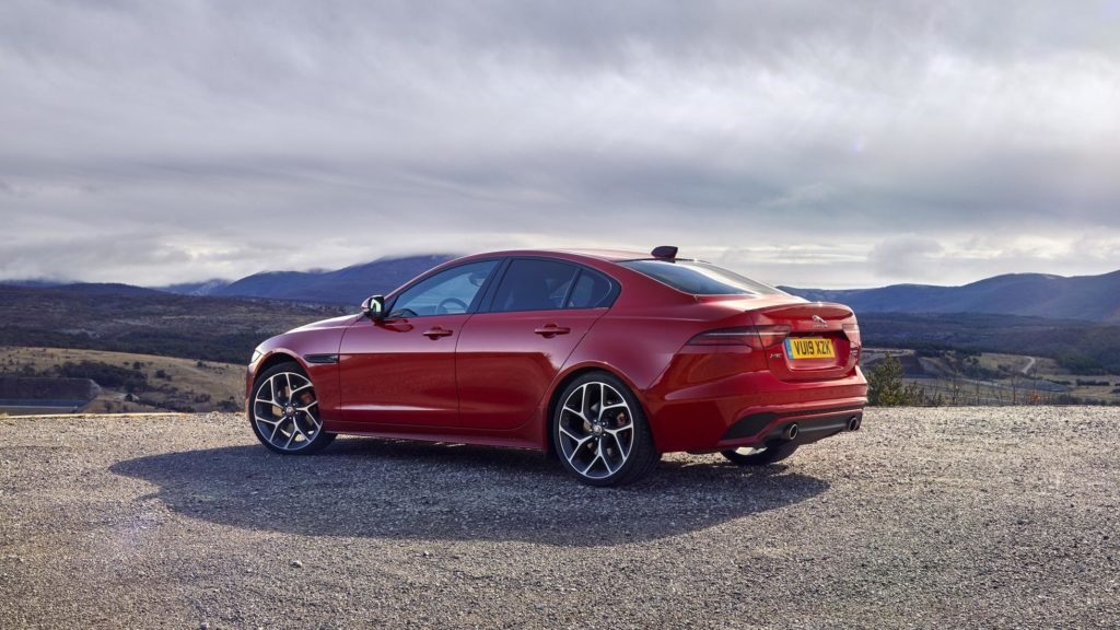 The Top Gear car review: Jaguar XE