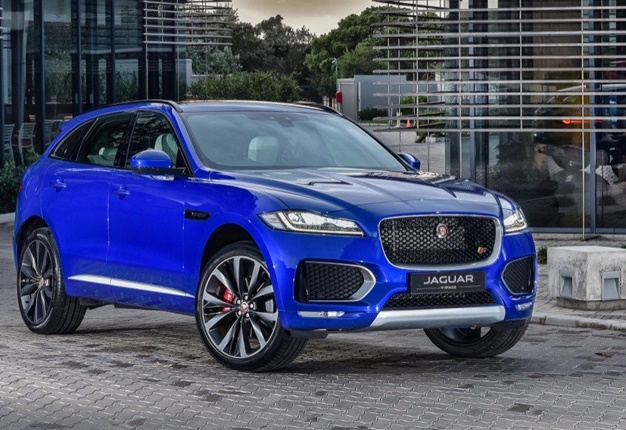 Jaguar F-PACE SVR review