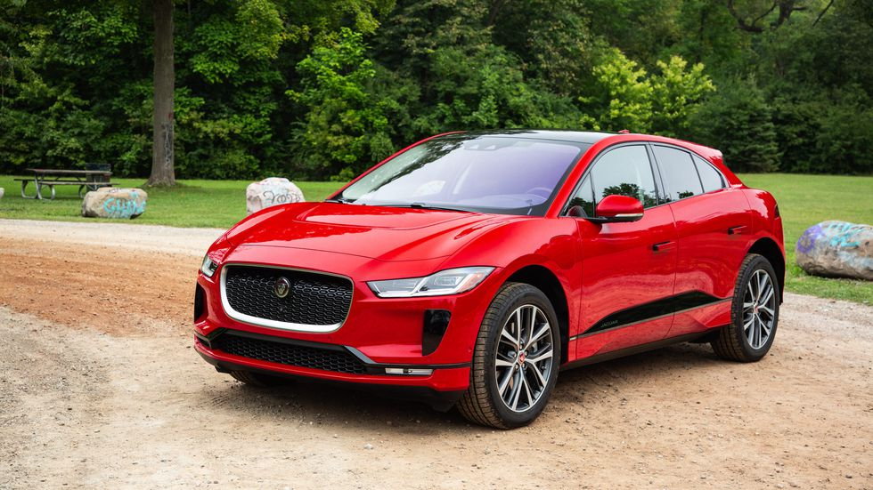Report: The I-PACE and its range