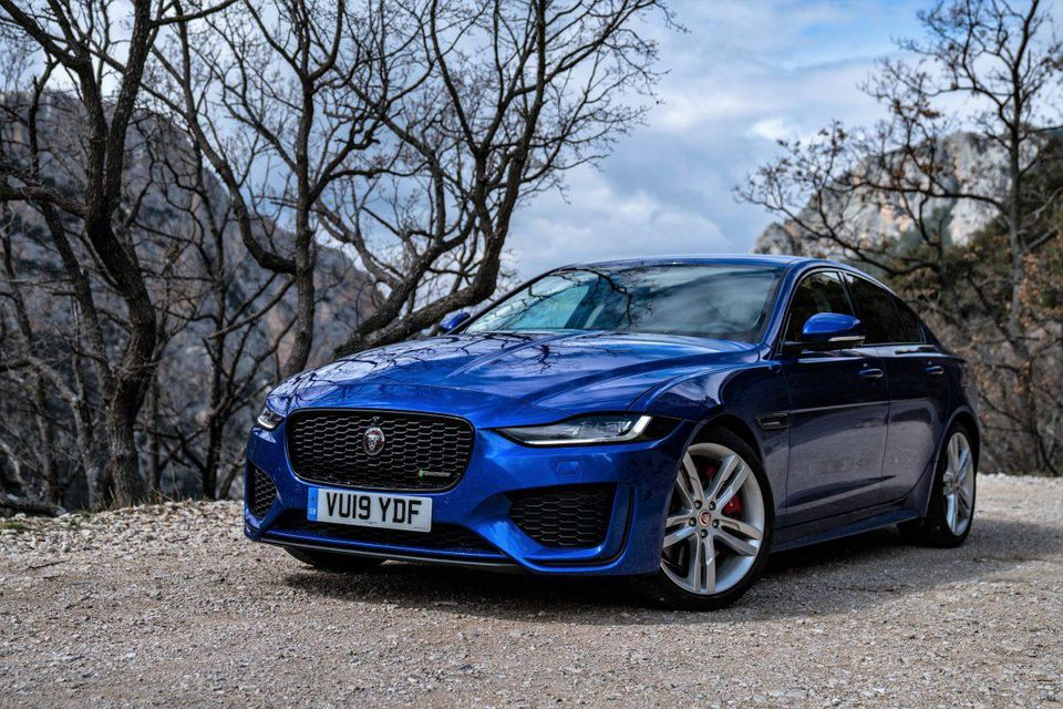 Jaguar's new XE sharpens its edge