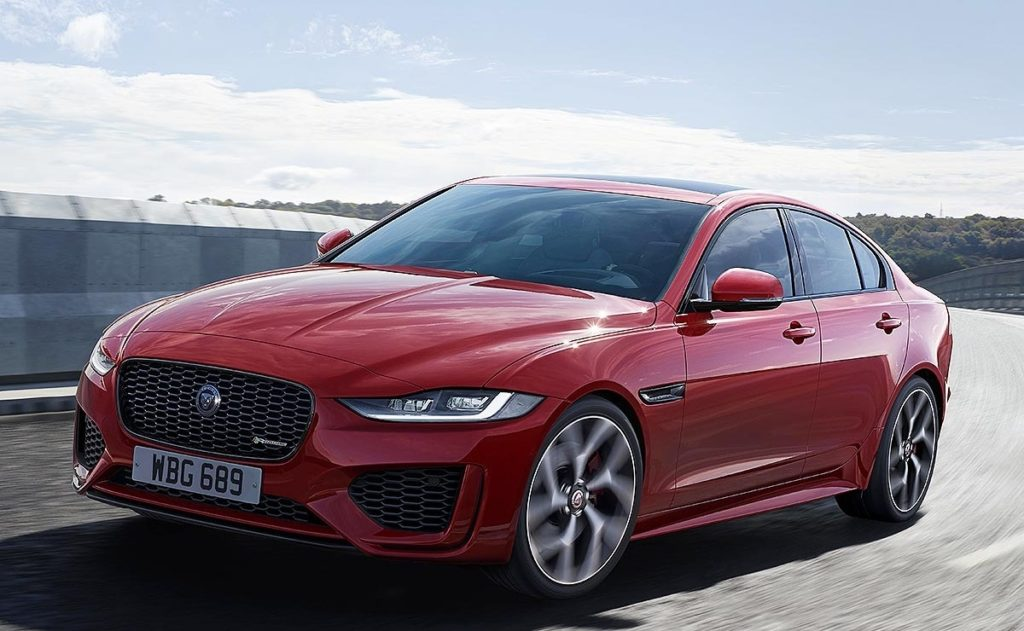 2020 Jaguar XE: Still a cool outlier