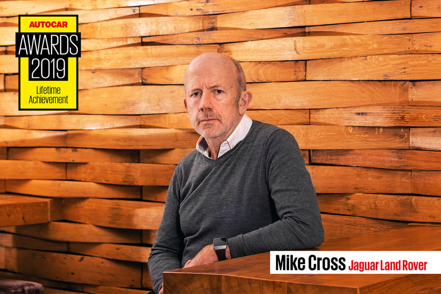 Autocar's 2019 Lifetime Achievement Award: Mike Cross
