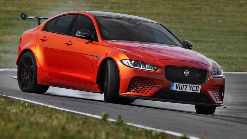 Jaguar XE SV Project 8: Touring spec announced