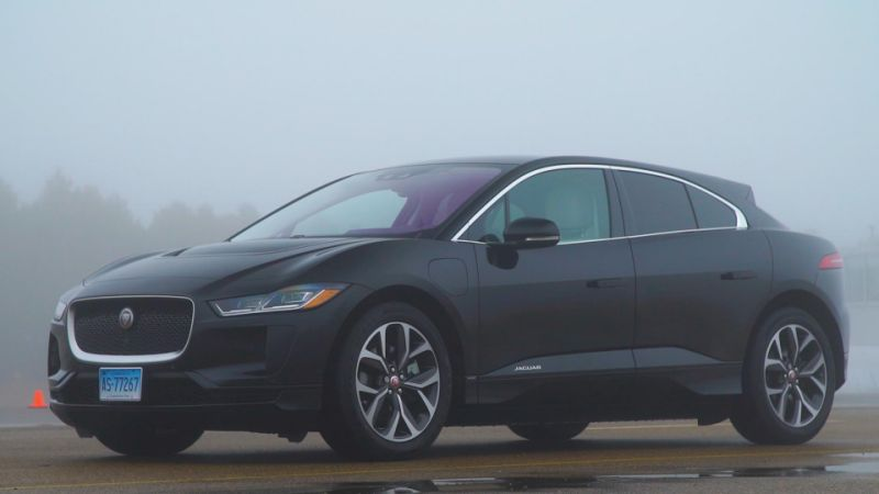 Talking Cars: Jaguar I-PACE