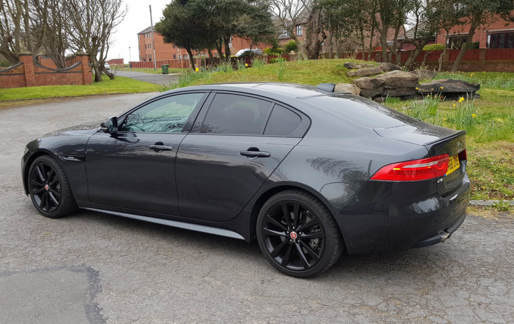 Jaguar XE 2.0 R-Sport auto review